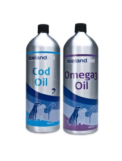 Icelandpet Cod- en Omega-3 olie_NML health