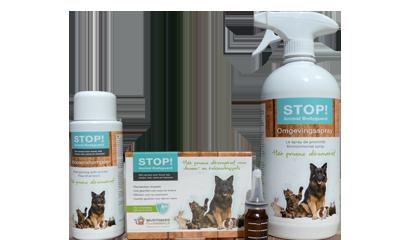 STOP Animal Bodyguard serie