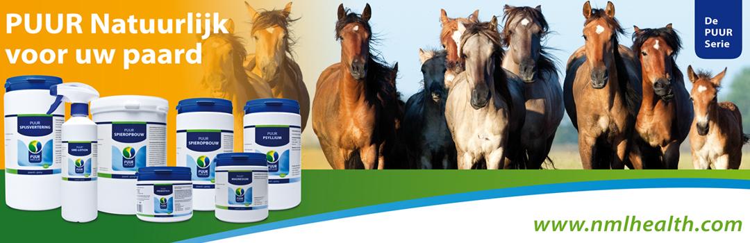 PUUR Natuurlijk voor uw paard
