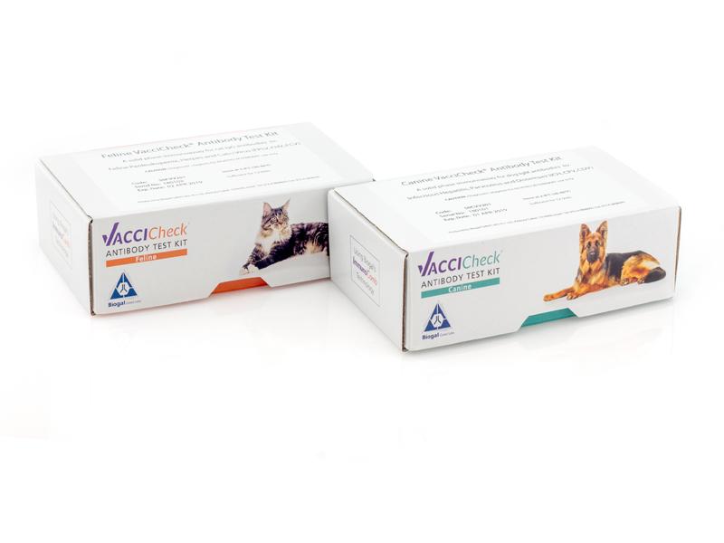 VacciCheck de titerbepaling voor hond en kat