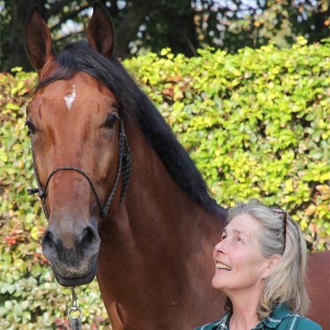 In gesprek met... Annette Timmer over paarden iriscopie_NML health