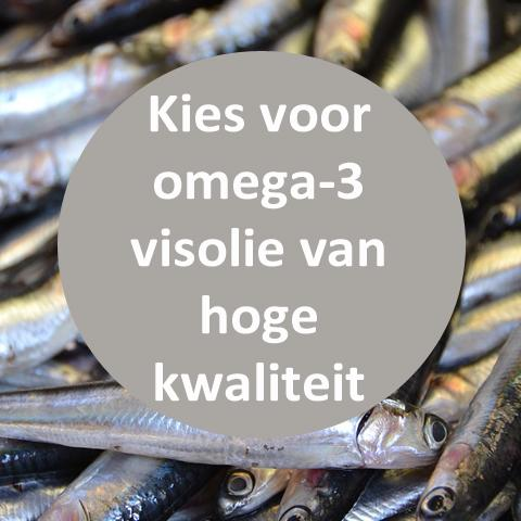 NML health omega-3 vetzuren de beste kwaliteit