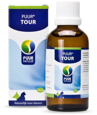 PUUR Tour, reisziekte,
