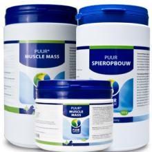 PUUR Muscle mass voorheen PUUR Spieropbouw_NML health_PUUR voor dieren