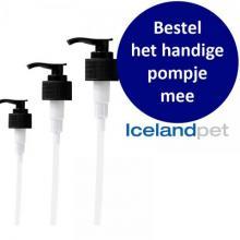 Handig pompje bij Icelandpet visolie