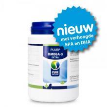 Nieuw!!! PUUR Omega-3 Extra met extra veel EPA en DHA