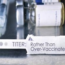 VacciCheck: Titer_rather then over-vaccinate